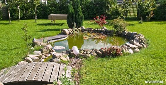 Amenagement jardin conception paysag re entretien espaces verts p ronnes - Amenagement bassin aquatique amiens ...